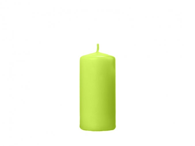 Sviecka valcova svetlo zelena