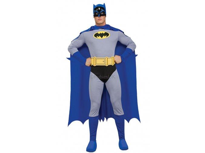 Kostým Batman - modrý