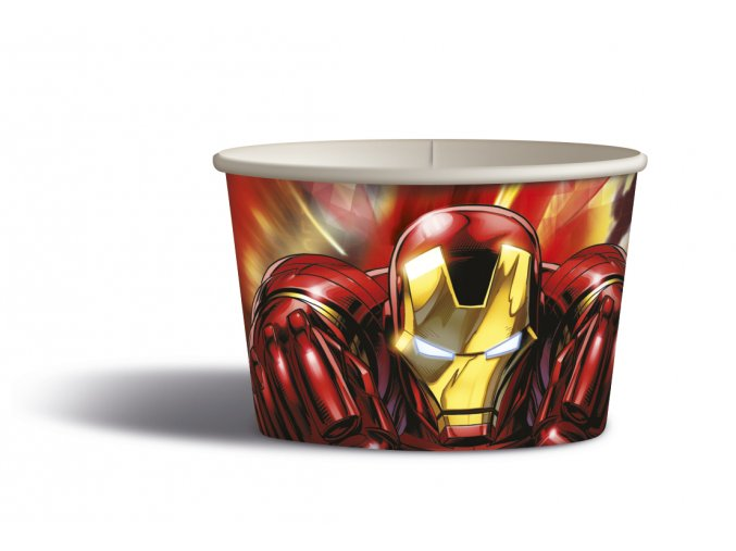AVENGERS TREAT TUB ICON