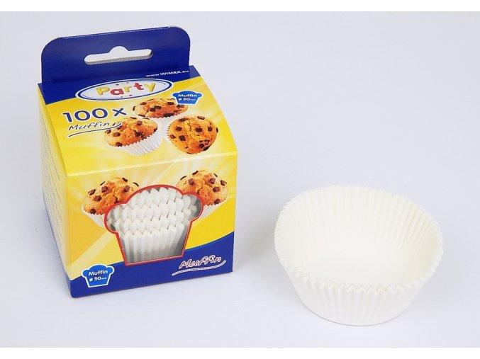 Košicky na pecenie muffiny