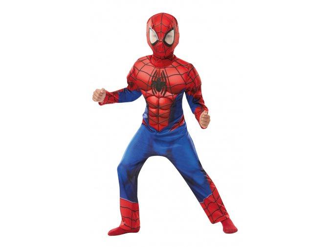 Detský kostým Spiderman deluxe