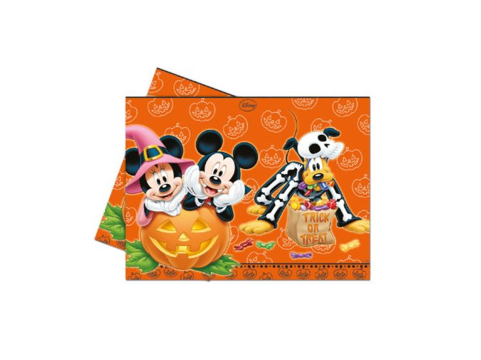 MICKEY HALLOWEEN TABLECOVER