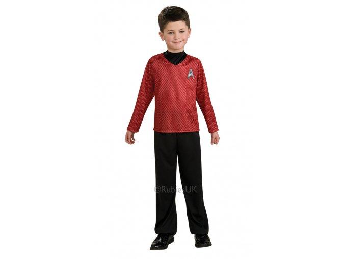 Destký kostým SCOTTY