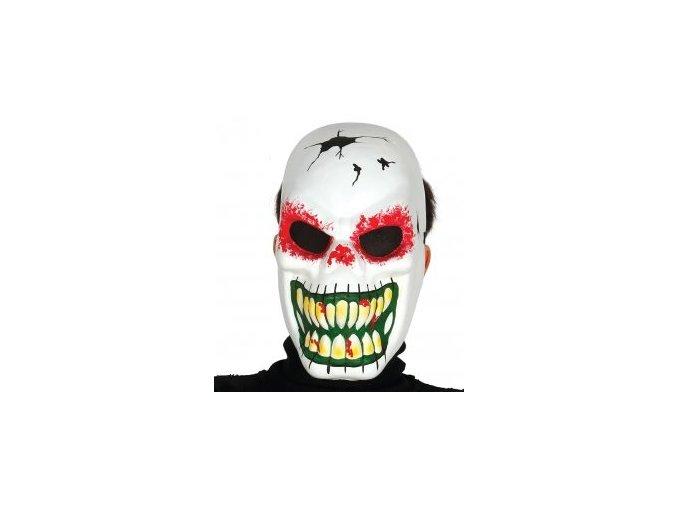 Maska kostra