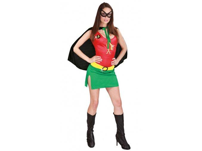 Kostým Supergirl (Veľkosti M)