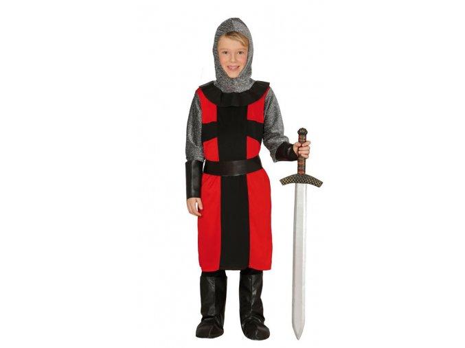 Kostým Rytiera - detský (Veľkosti 10-12 rokov (výška 142-148cm))