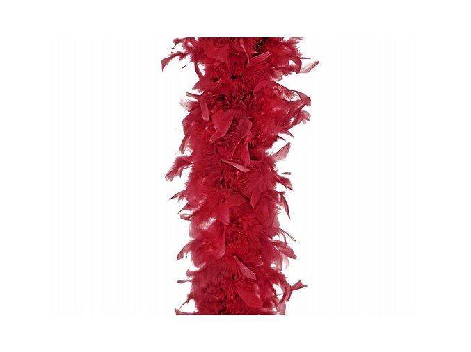 Boa červené