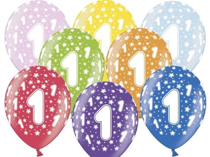 Lacny balon cislo 1
