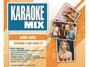 Karaoke MIX - veľká sada