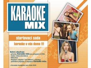 Karaoke MIX - štartovacia sada