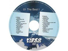 The Best I DVD kompilácia