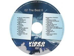 The Best II DVD kompilácia