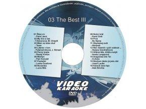 The Best III DVD kompilácia