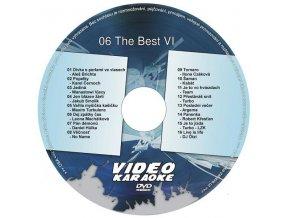 The Best VI DVD kompilácia