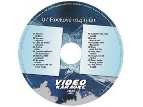 DVD 07 Rockové rozjímanie