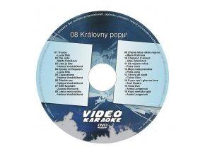 DVD 08 Kráľovny popu
