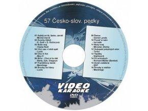 DVD 57 Česko-slovenské pecky