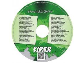 DVD Slovenská štvorka