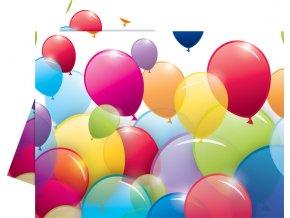 Obrus Balóny 120 x 180 cm