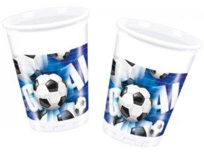 Pohare futbal modre