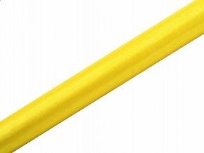 Organza žltá 36cm x 9m