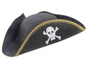 Pirátský klobúk