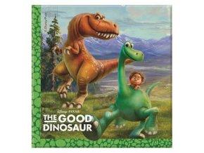 Servítky Dobrý dinosaurus 20 ks