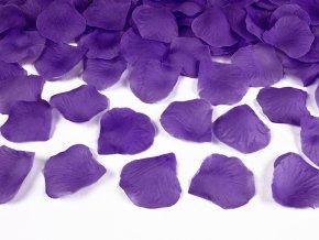 Lupene ruží fialové 100 ks
