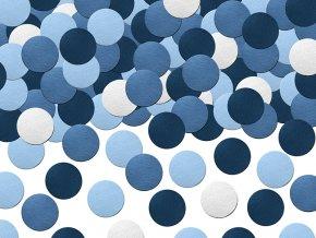 Konfety modré bodky 5 g