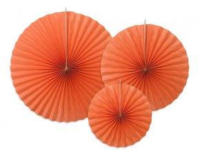 Rozety pomarancove