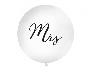 Metrovy balon Mrs