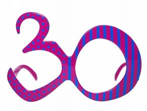 Okuliare cislo 30
