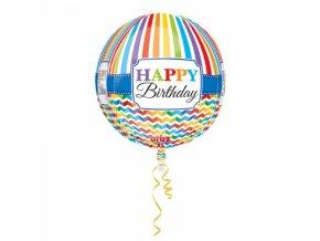Folovy balon narodeniny