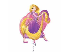 Rapunzel balon