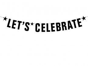 Banner Let's celebrate