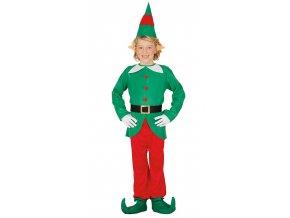 Detsky kostym elf