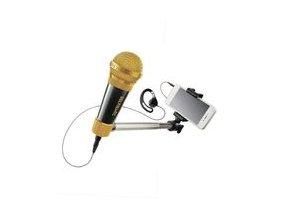 Mikrofon na karaoke