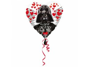Foliovy balon Star Wars Love