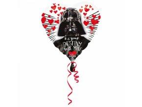 Foliovy balon Star Wars Love