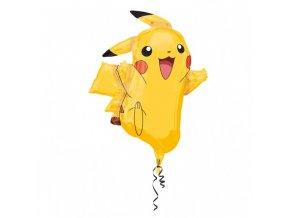 Foliovy balon Pikachu