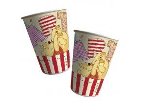 80498 WINNIE ALPHABET PAPER CUPS