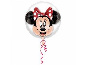 Fóliový balón v balóne Minnie