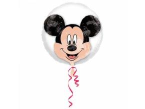 Fóliový balón v balóne Mickey Mouse