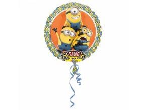 Fóliový Balón Mimoni spievajúci