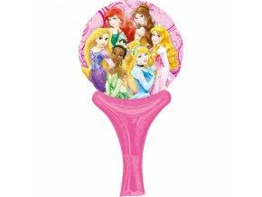 Fóliový balón Princezné 15 cm x 30 cm