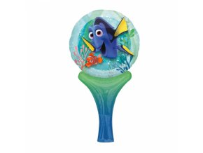 Fóliový balón Hľadá sa Dory 15 cm x 30 cm
