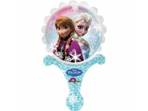 Fóliové balóny Frozen 15 CM X 30 CM
