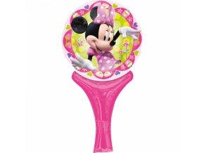 Fóliový balón Minnie 15 cm x 30 cm