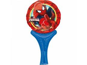 Fóliový balón Spiderman 15 cm x 30 cm