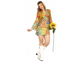 Damsky kostym hippies